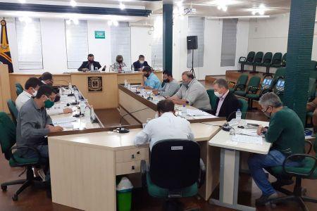 Imagem Resumo sessão ordinária Câmara de Vereadores de Soledade dia 05/10