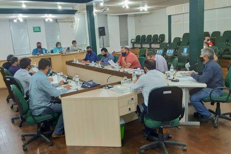 Imagem Resumo sessão ordinária Câmara de Vereadores de Soledade dia 13/10