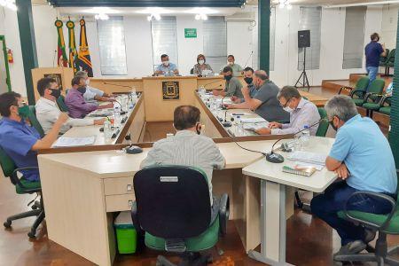 Imagem Resumo sessão ordinária Câmara de Vereadores de Soledade dia 19/10