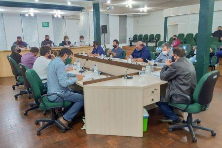 Imagem Resumo sessão ordinária Câmara de Vereadores de Soledade dia 26/10