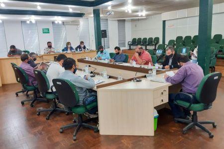 Imagem Resumo sessão ordinária Câmara de Vereadores de Soledade dia 03/11